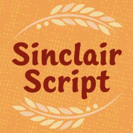 Sinclair Script