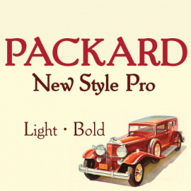 Packard New Style Pro